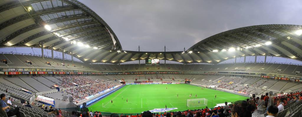 World Cup stadium projects on track